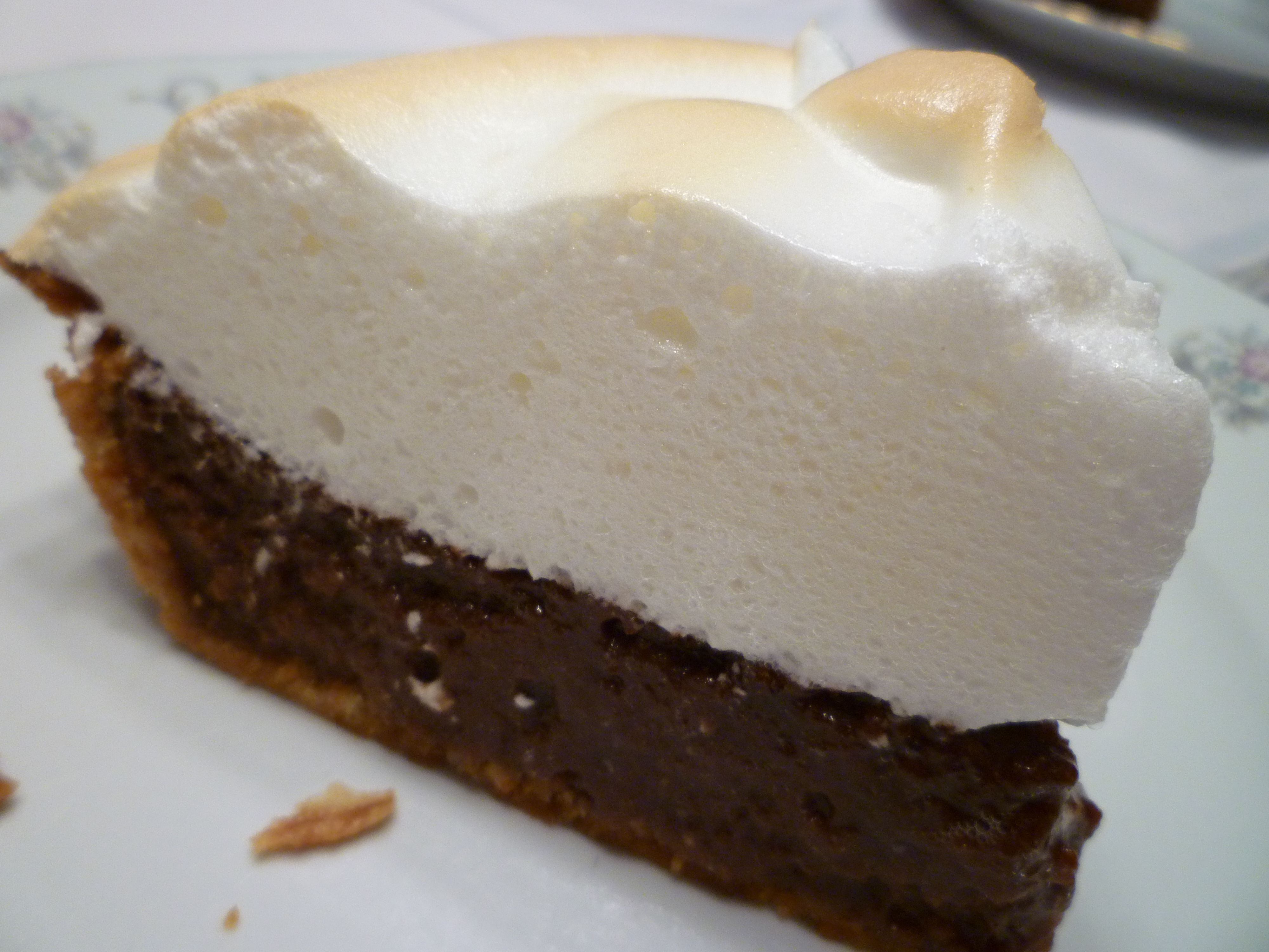 Chocolate Meringue Pie Evaporated Milk